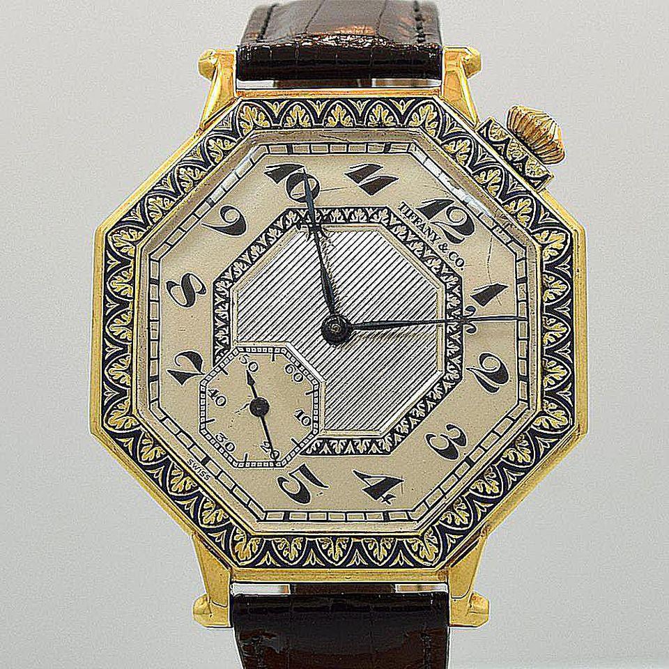 Tiffany & Co. Pocket Watch Converted to Wrist Watch