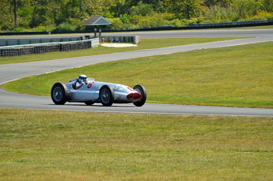 Lime Rock Park Labor Day in New England