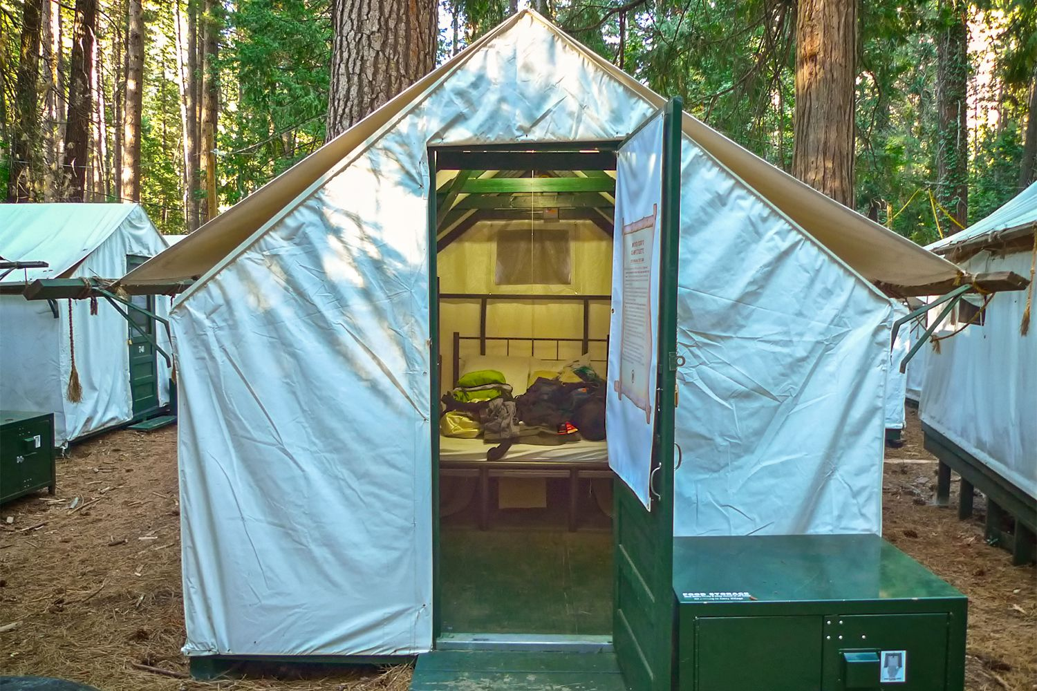 Yosemite tent cabins what you need to know for Yosemite park cabins