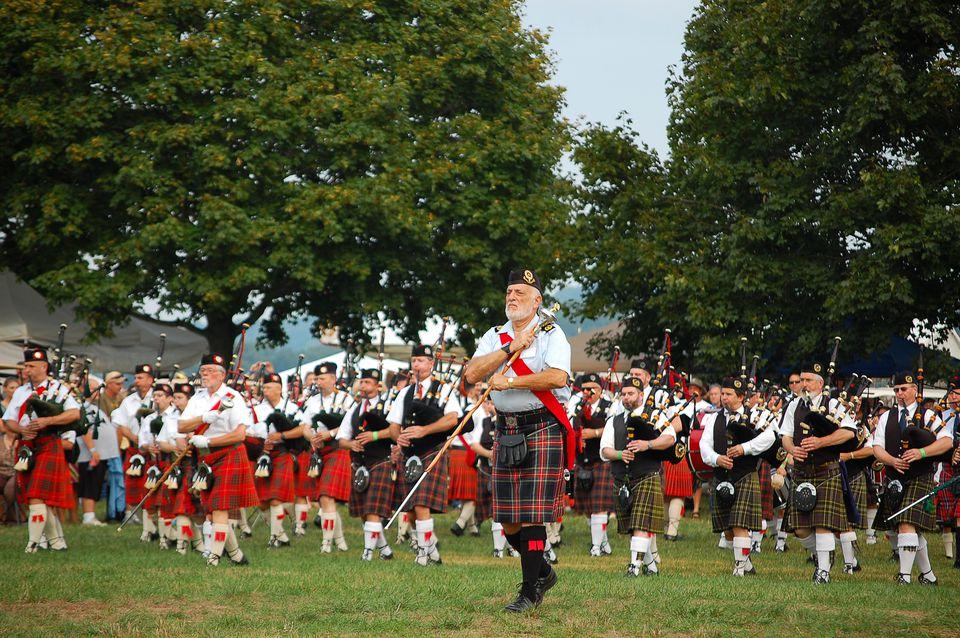 VA Scottish Games