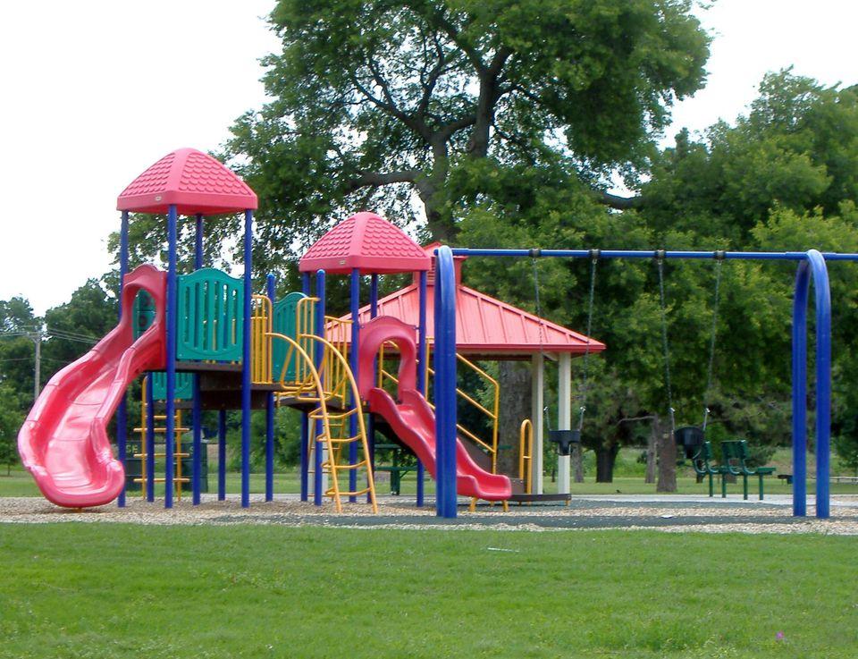 Wiley Post Park Oklahoma City