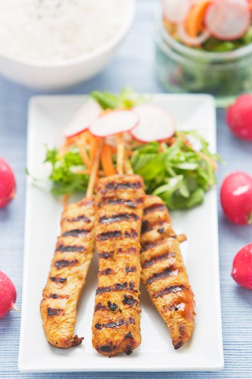 Delicious Chicken Satay Recipe