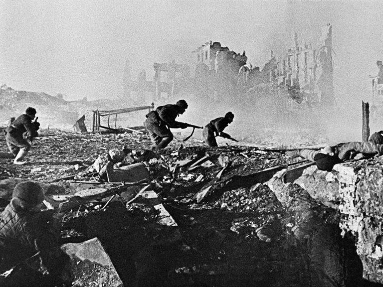 an overview of the battle of stalingrad