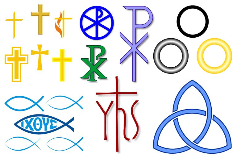 Christian Symbols - An Illustrated Glossary