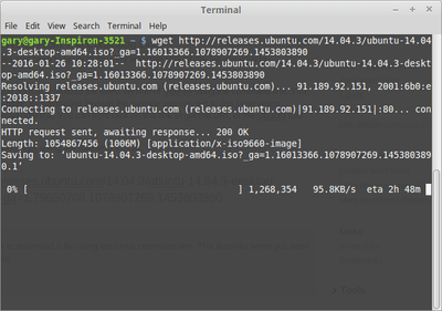how to run a c file in terminal linux
