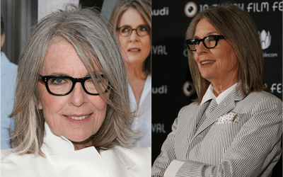 Luxury Hairstyles for Women Over 75