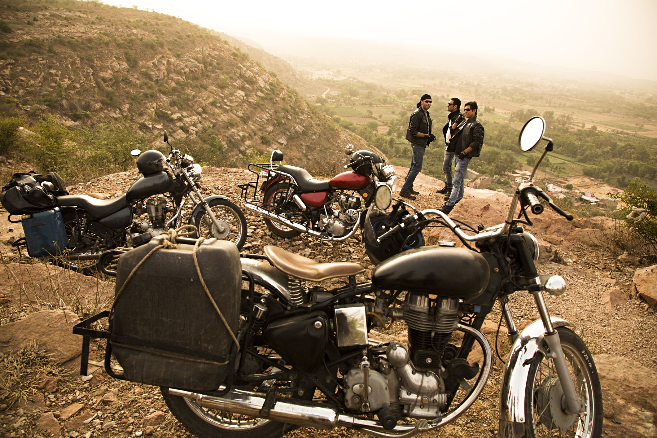 5 Top India Motorcycle Tour Destinations And Tours
