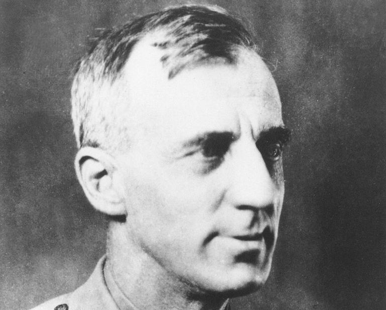 Major General Smedley Butler, USMC