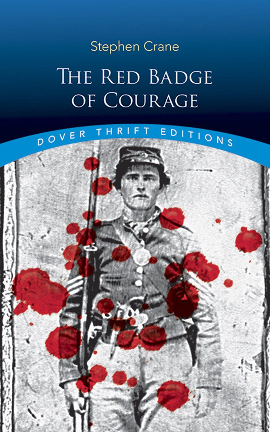 red badge of courage colors