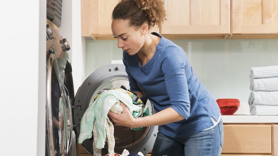 Front load washer tips