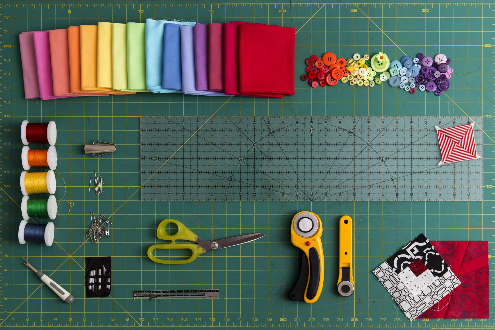 Choosing The Best Tools For Beginning Quilters