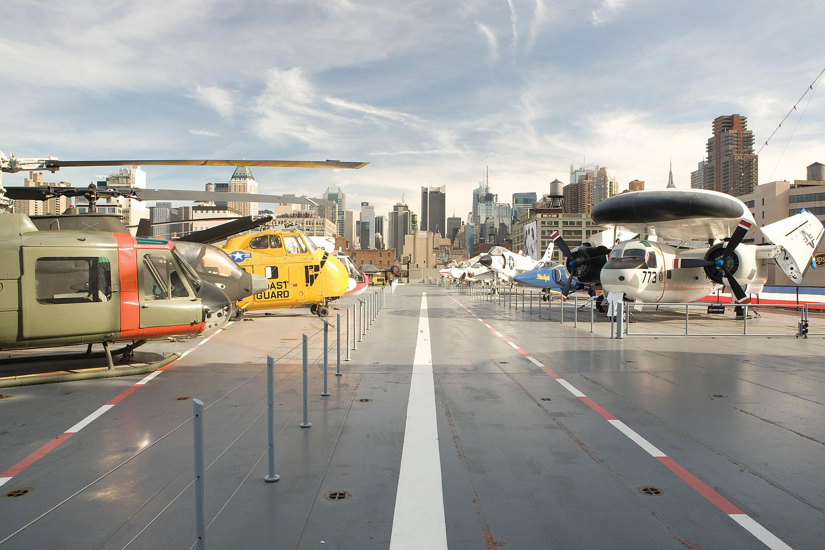 Intrepid Sea, Air & Space Museum Wows w/Space Shuttle, Submarine, More