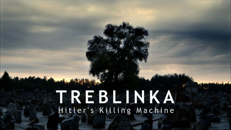 Treblinka: Hitler's Killing Machine (Title Card)