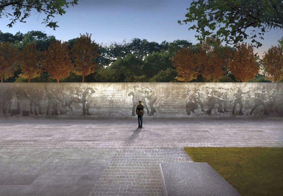 National WWI Memorial