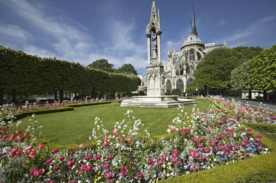 Paris in April: Sublime.