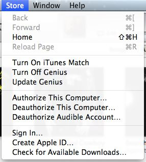 authorize computer itunes