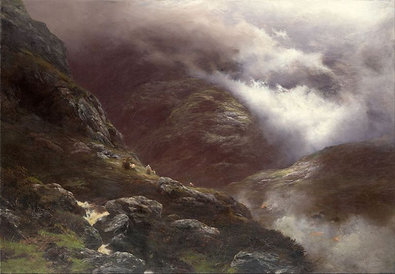 After the Massacre at Glencoe