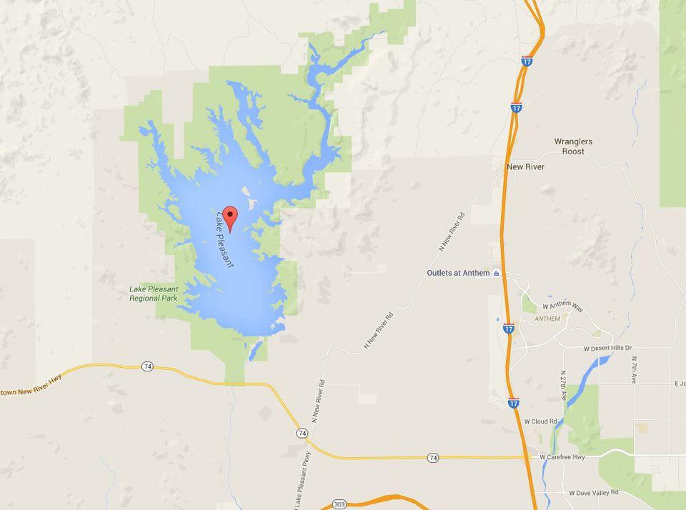 Lake Pleasant Regional Park and Marinas