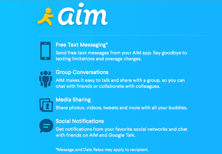 AIM Overview