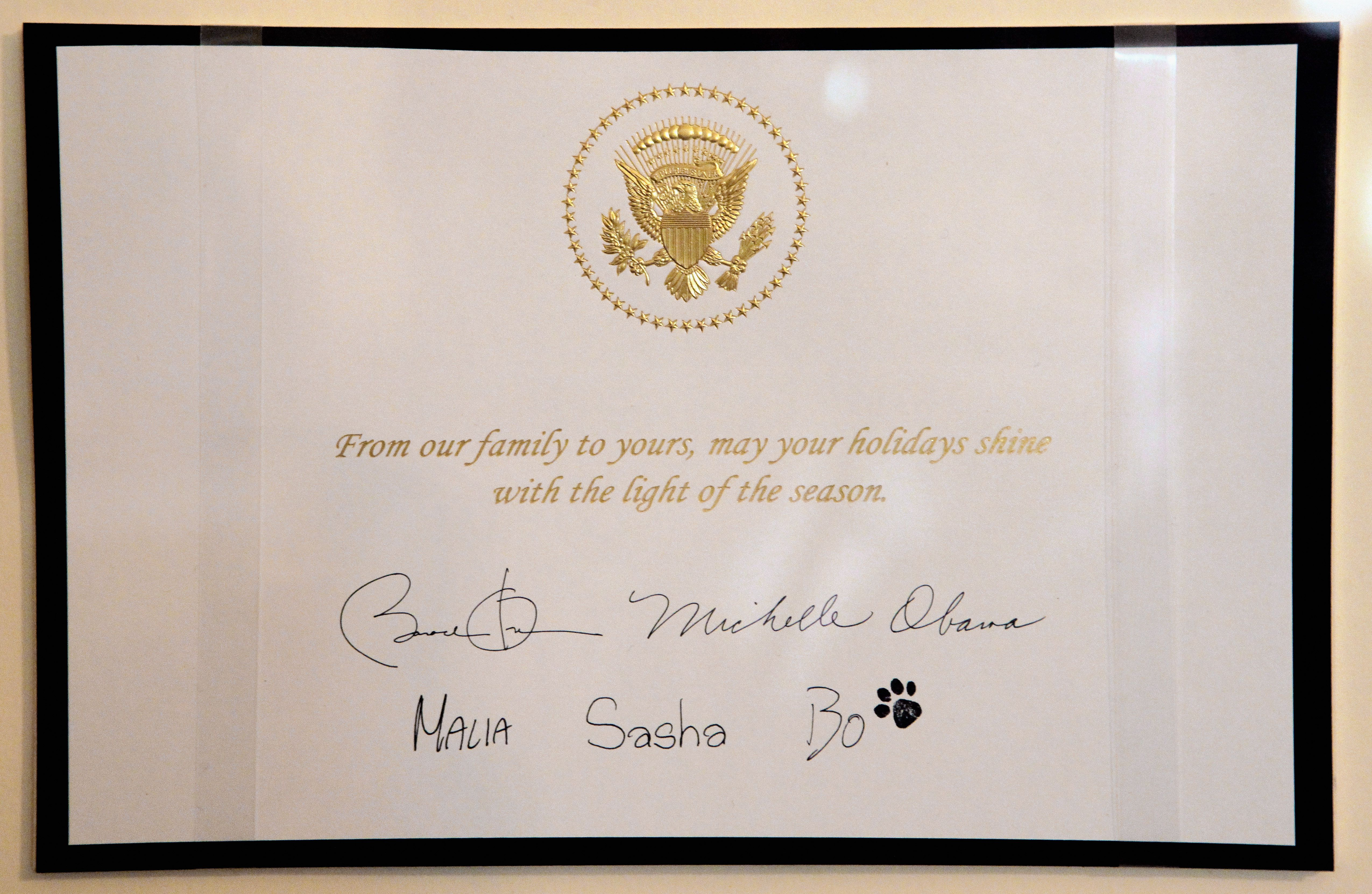How to order greeting cards from the white house kristyandbryce Images