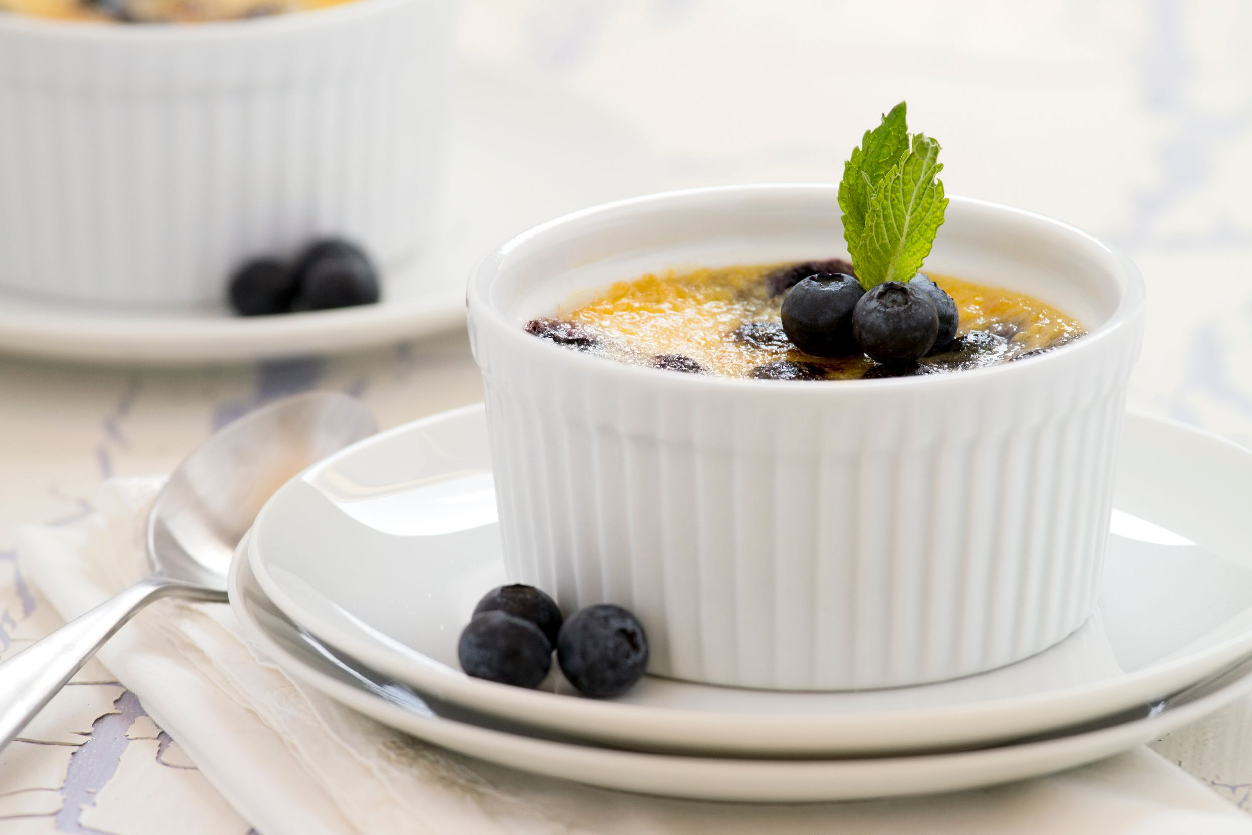 Easy and Simple Creme Brulee Recipe