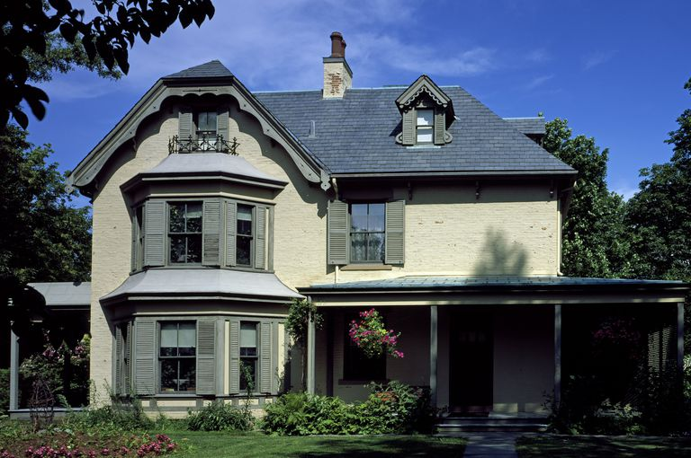 Common and popular roof styles and shapes for Jerkinhead roof construction