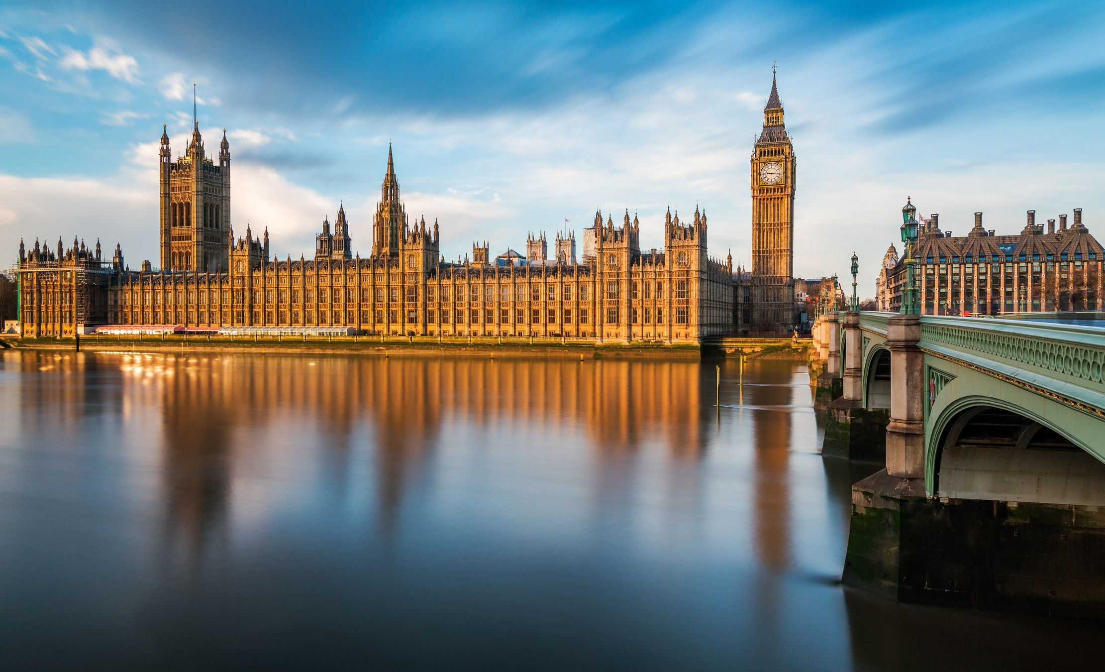 Visiting London's Houses of Parliament
