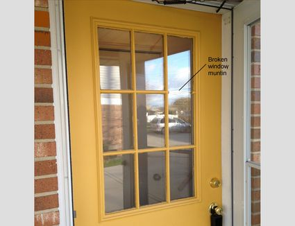 exterior door with window. Here s How to Replace a Glass Frame in an Exterior Door Dutch Doors For Homey  Cottage Feeling