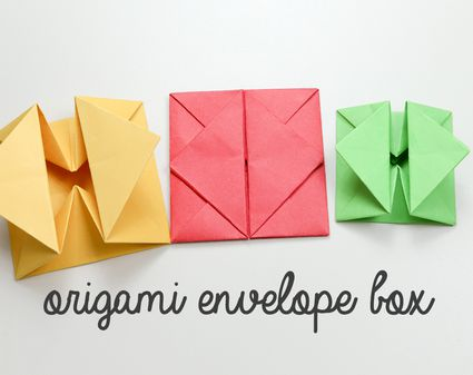 simple origami heart instructions