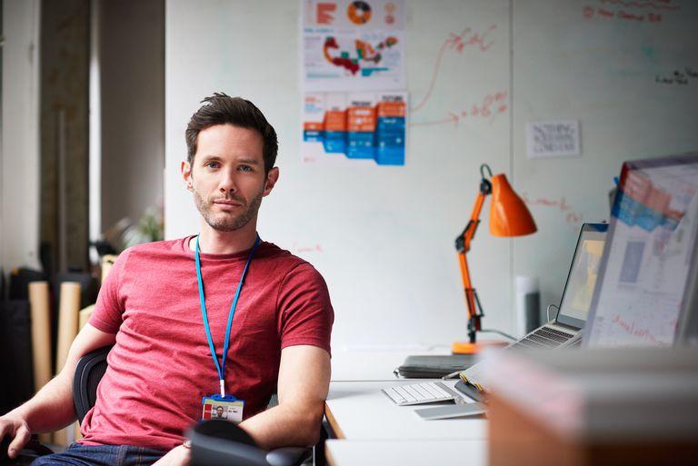 Entrepreneur in office