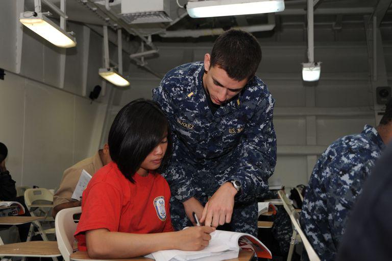 Armed Services Vocational Aptitude Battery (ASVAB) Academy