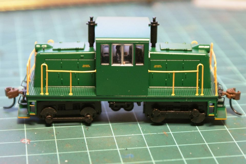 Bachmann HO 45 Ton Diesel With DCC Locomotive Reviewed