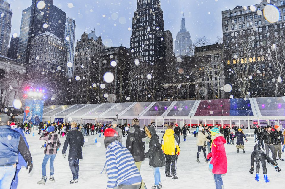 Bryant park ice skating coupons