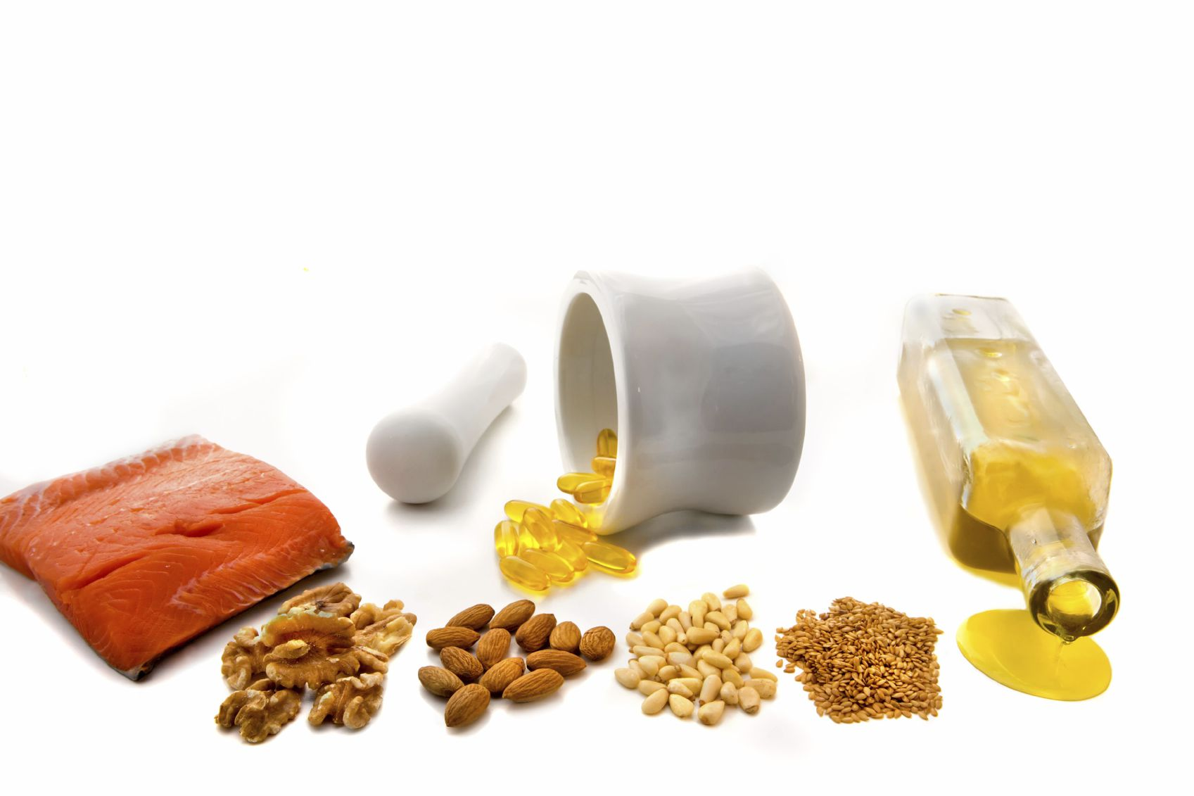 Can fish oil and omega 3 fatty acids lower cholesterol for Does fish oil lower cholesterol