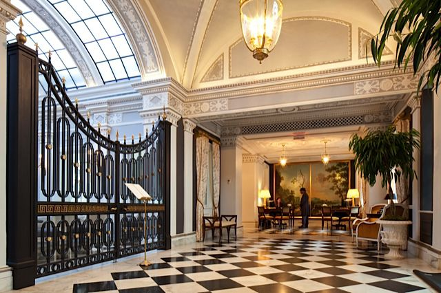 Star Hotels In Georgetown Dc