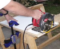 Cross-Cut & Panel Cutting Jig