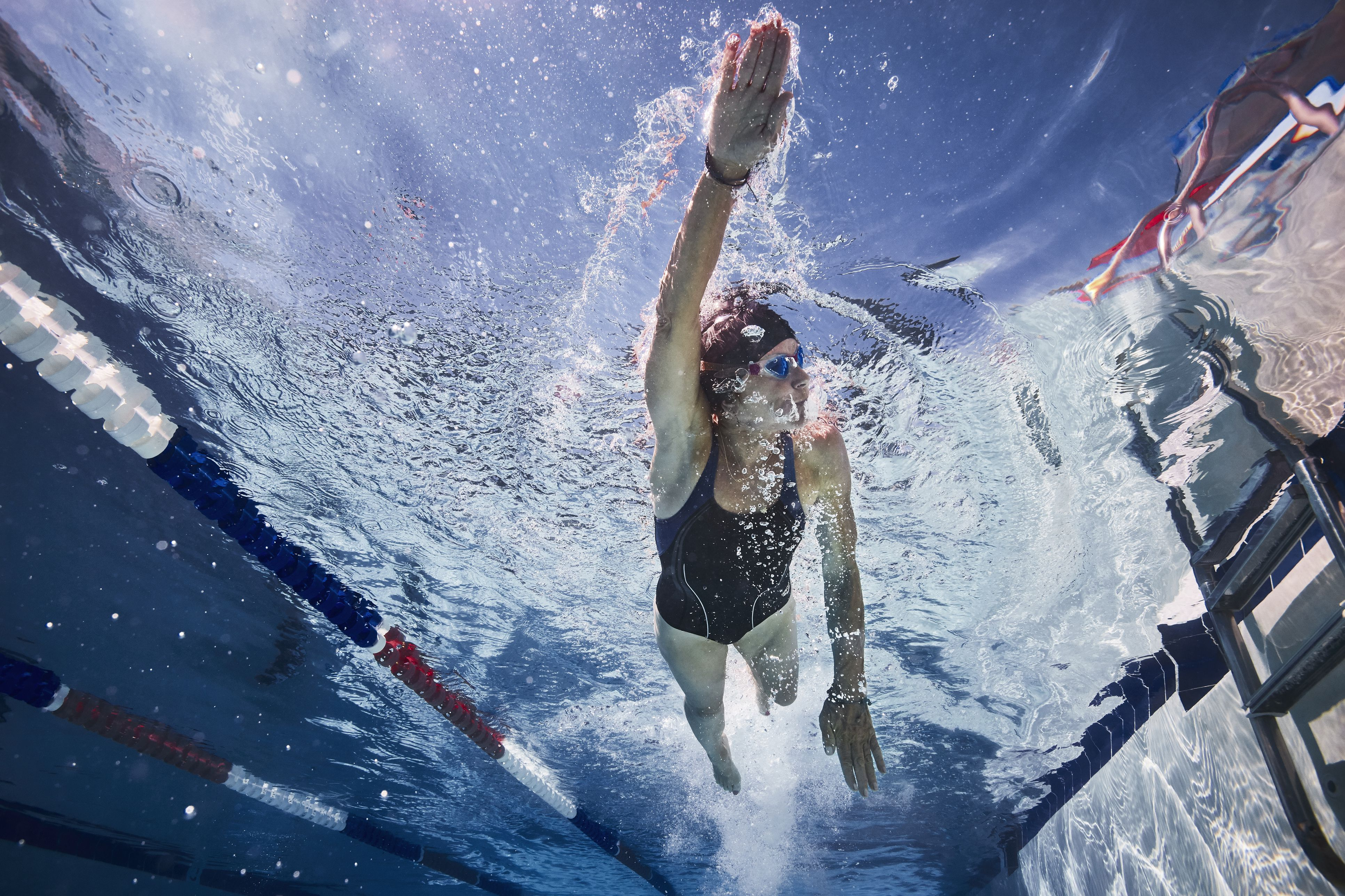 The Myriad Benefits Of Being A Swimmer