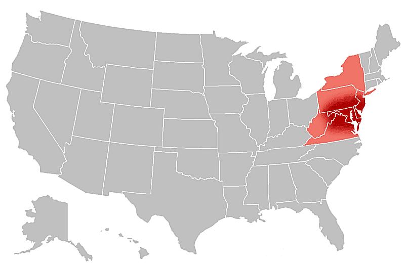 Atlantic Region Food Group New Jersey