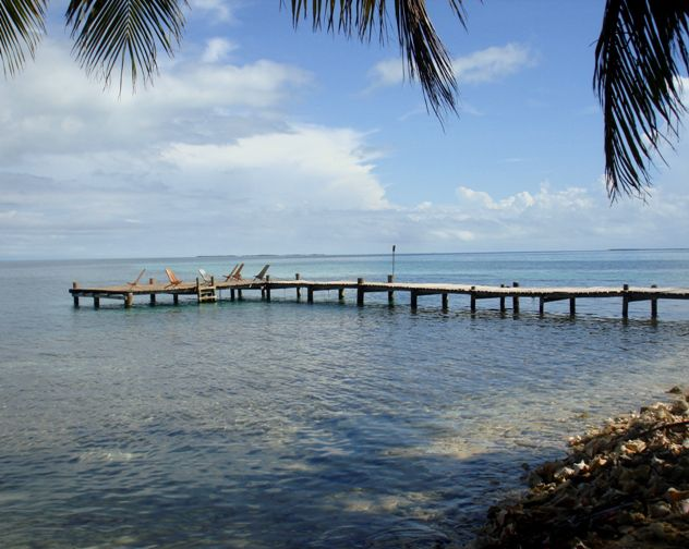 The Belize Cayes