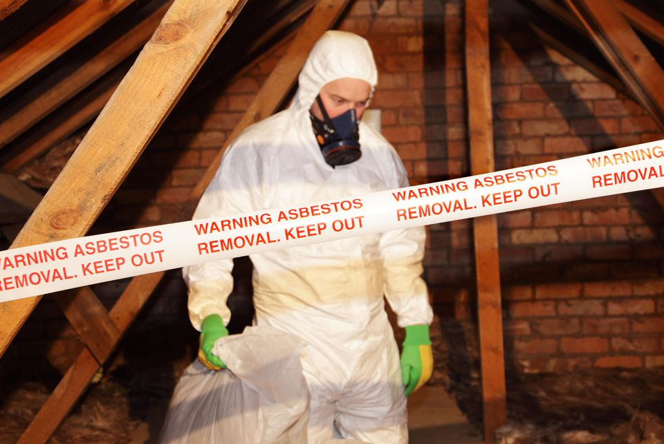 Is Do It Yourself Asbestos Removal Legal
