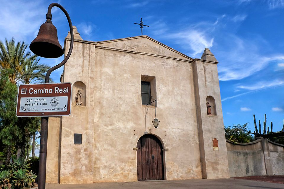 mission san gabriel pedro cambon and San gabriel mission was the fourth one built in california it was founded on september 8, 1771, by fathers pedro cambon and angel somera the name san gabriel mission is for the arcangel gabriel.