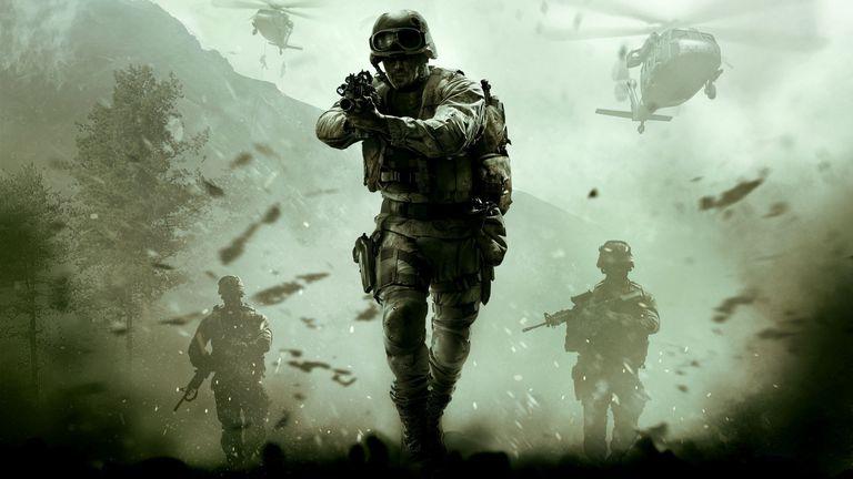 Call of Duty 4 Cheats