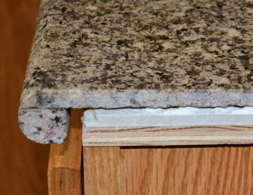 Granite Over Existing Countertops Countertop Overlays Or Minislabs