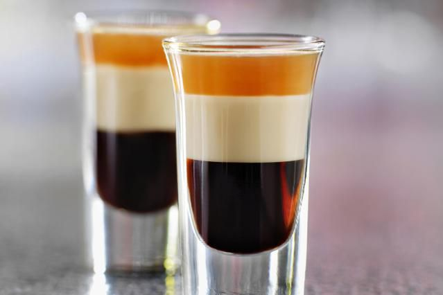 B-52 Shooter - Layered shooters