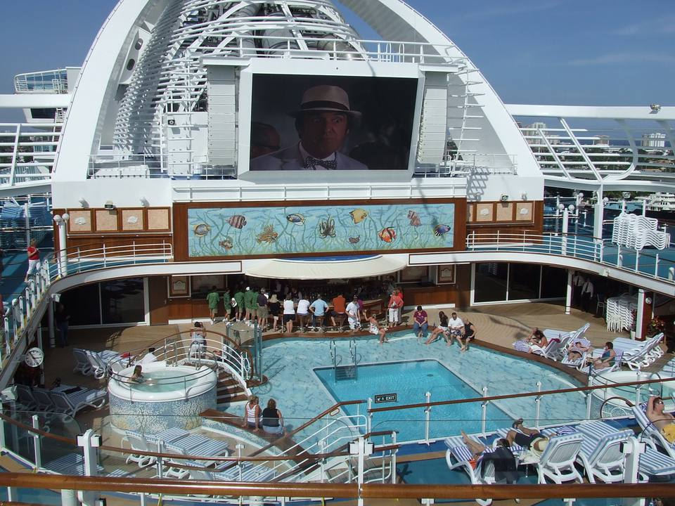Ruby Princess - Movies Under the Stars