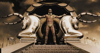 Rodrigo Santoro as Xerxes Photo