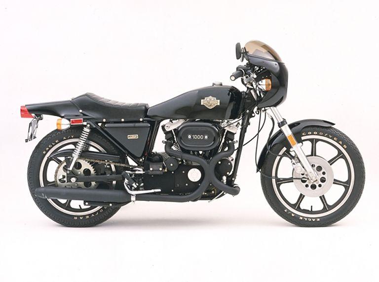 1977 Harley-Davidson XLCR Cafe Racer