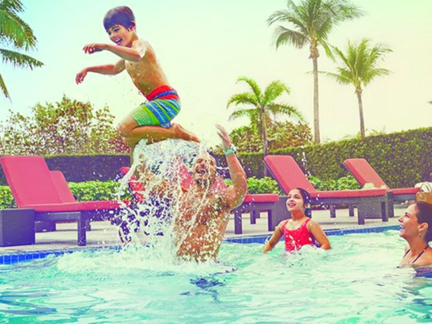 Hilton Hotel Brands For Family Vacations