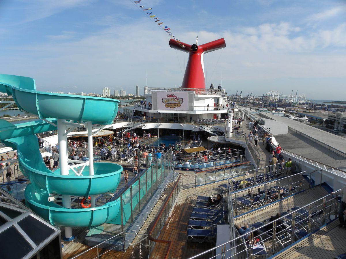 Carnival Liberty Cruise Ship Photo Tour And Profile - Pictures of carnival liberty cruise ship