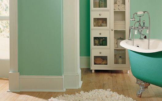 Sea Foam Green Bathroom Paint Ideas Colors to Inspire Your Design
